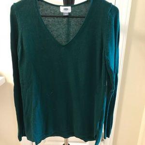 Beautiful Green Sweater!
